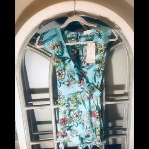 Soulmates Garden Party Floral Romper L (juniors)